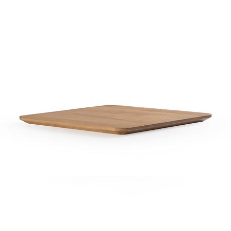 Beta Edge I Wood Square
