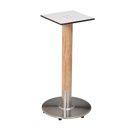 Musti Wood Table Base