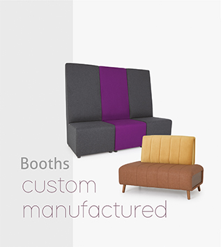 sandalyeci contract furniture booths enduring furniture